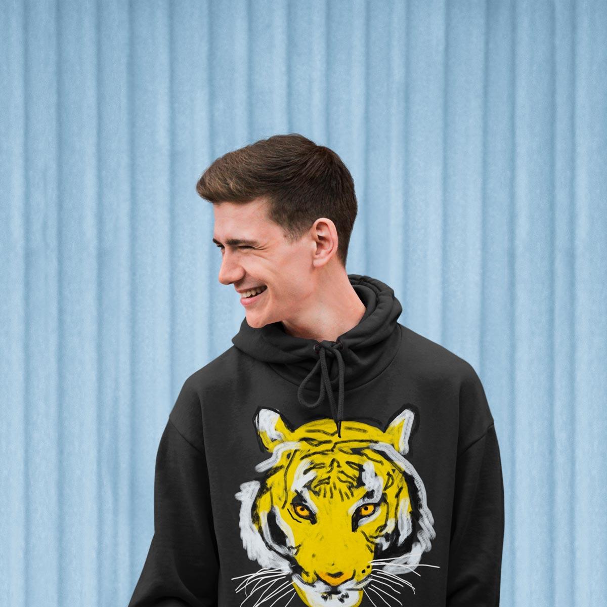 Cool Graphic hoodies mono y mona